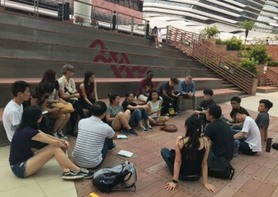First PolyU Bible Talk