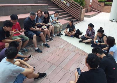 Second PolyU Bible Talk